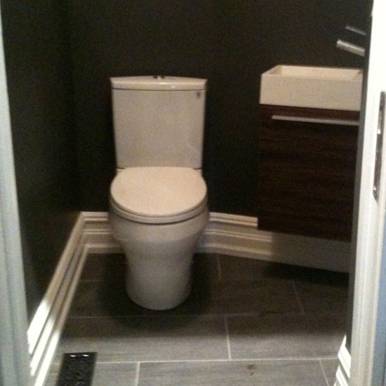 Interior Design Toilet